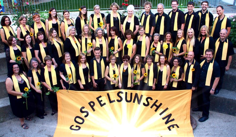 Gospel Sunshine Sommer 2014